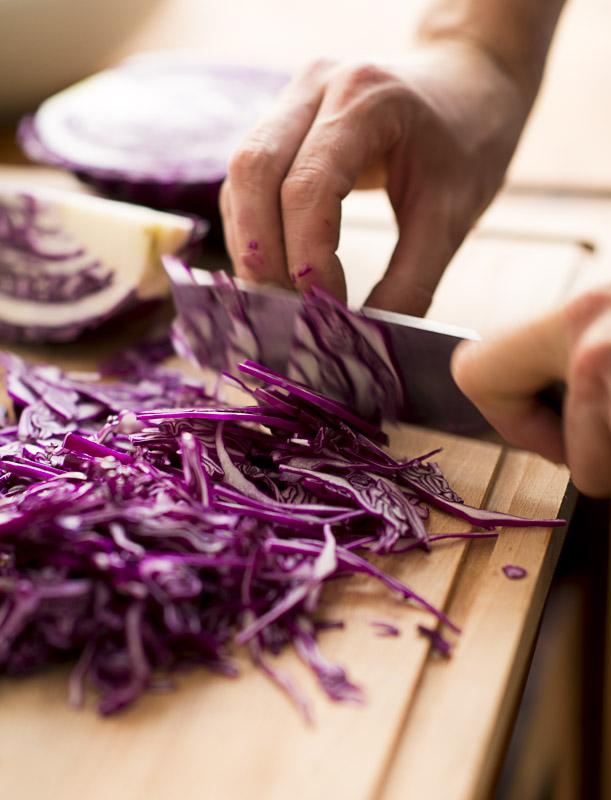 Rotkohl kochen – heute ohne Rezept